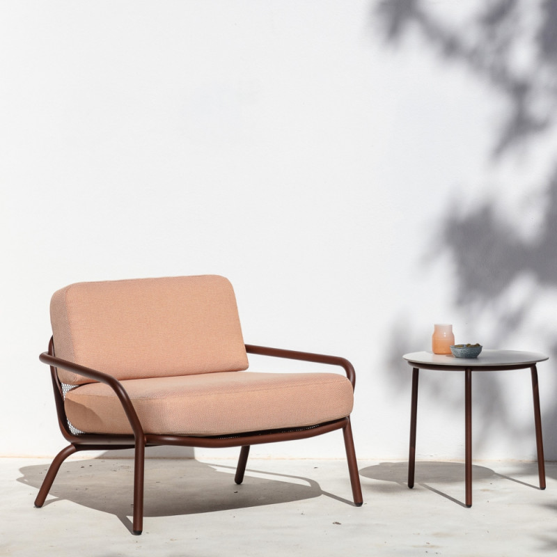 Todus Starling Outdoor Club Chair