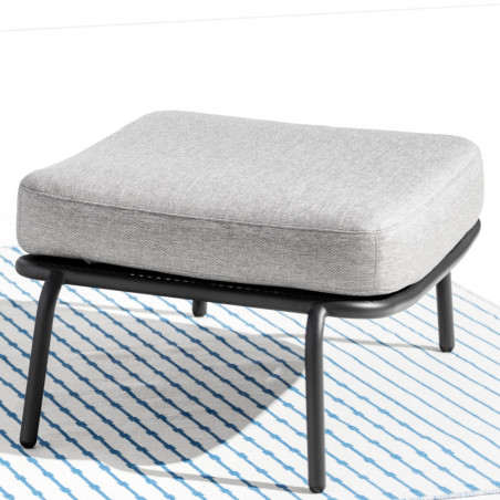 Todos Starling Outdoor Ottoman