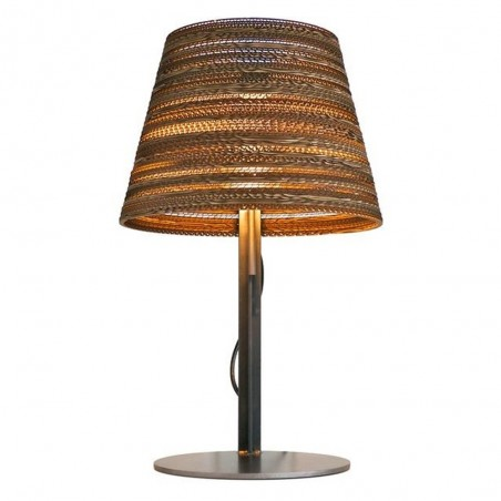 Graypants Tilt Table Lamp 14 inch
