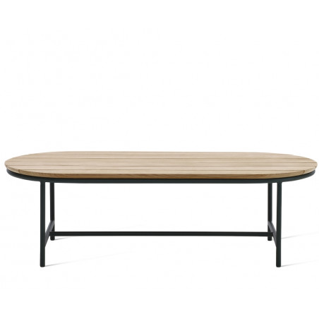 Vincent Sheppard Wicked Coffee Table Taupe-Charcoal