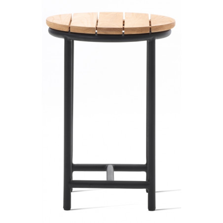 Vincent Sheppard Wicked Side Table Taupe-Charcoal