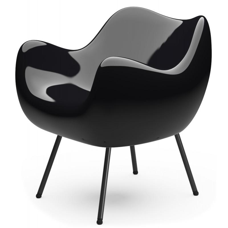 RM58 Armchair Classic Glossy Black By VZOR