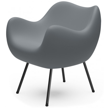 RM58 Armchair Matte Grey By Vzor