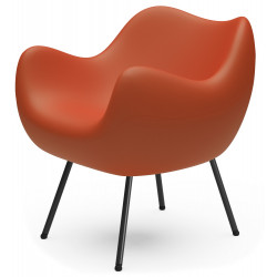 RM58 Armchair Orange By Vzor