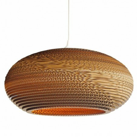 Disk Pendant Lamp 16inch