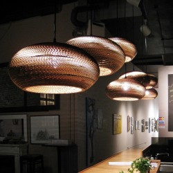 Graypants Disk Pendant Lamp 20