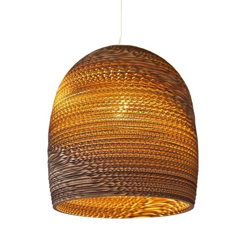 Bell Pendant Lamp 10 inch
