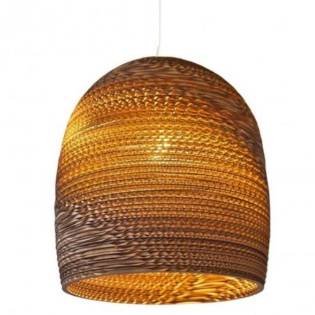 Bell Pendant Lamp 16 inch