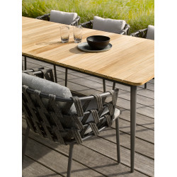 Vincent Sheppard Leo Outdoor Dining Table 240 cm