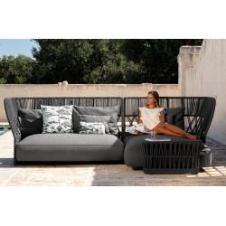 Talenti Cliff Deco Sofa Right & XL Lounge Left