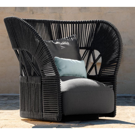 Talenti Cliff Deco Outdoor Armchair
