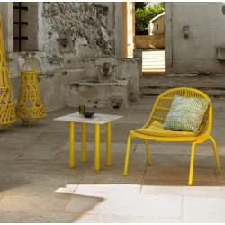 Talenti Panama Garden Coffee Table 50 cm x 50 cm