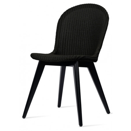 Vincent Sheppard Yann Lloyd Loom Dining Chair Wooden Frame