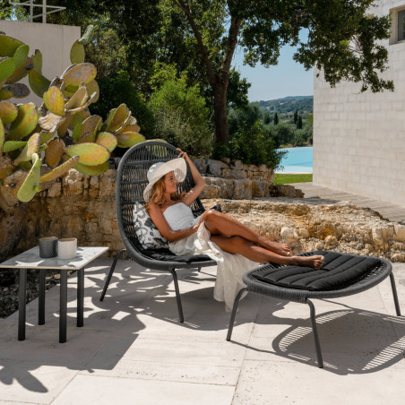 Talenti Panama Garden Lounge Chair 5 Colours