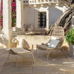 Talenti Panama Garden Lounge Chair 5 Colours