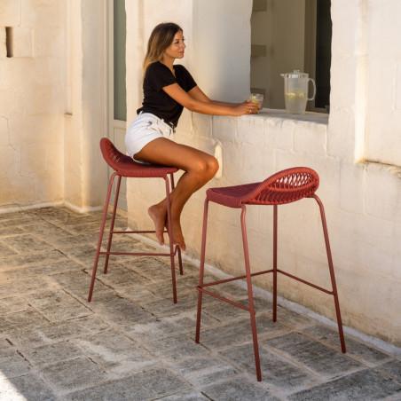 Talenti Panama Outdoor Barstool