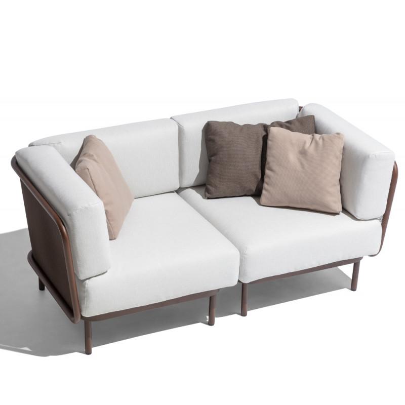 Todus Baza Outdoor Modular Sofa | Set Up A
