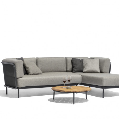 Todus Baza Outdoor Modular Sofa | Set Up F1