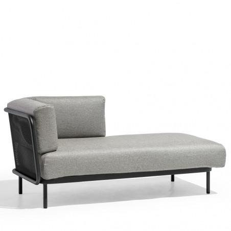 Todus Baza Modular Right Corner backrest | Seat 160 cm