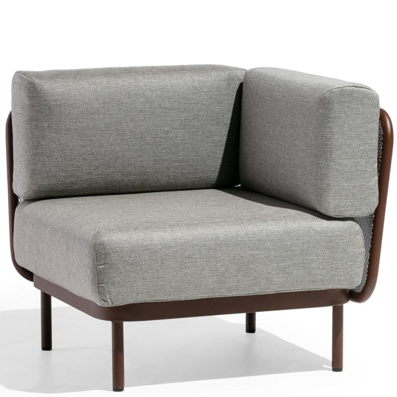 Todus Baza Modular Right Corner backrest | 80 cm