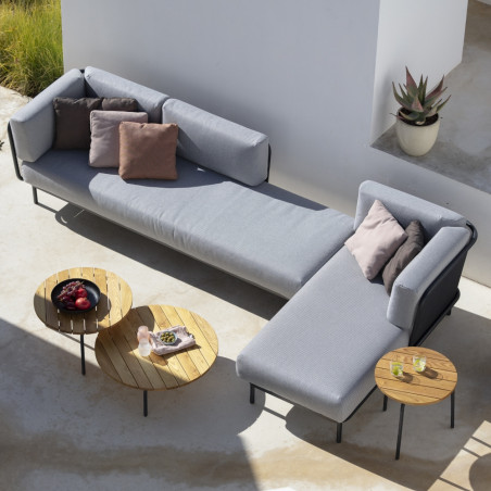 Todus Baza Outdoor Modular Sofa Set Up E 2