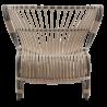Sika Design Fox Lounge Chair Moccachino