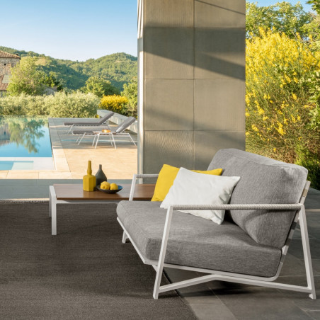 Talenti Cottage Outdoor Sofa Luxury 2 Seater