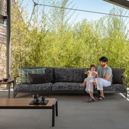 Talenti Cottage Outdoor Sofa Luxury 3 Seater