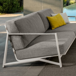 Talenti Cottage Outdoor Sofa Luxury 3 Seater