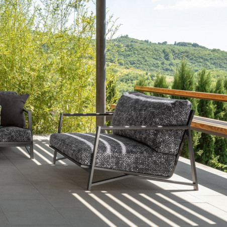Talenti Cottage Outdoor Armchair Luxury