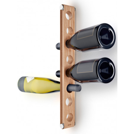 Eva Solo Hanging wine rack Oak Nordic kitchen