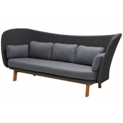 Cane-Line Peacock Wing Outdoor 3 Seater Sofa