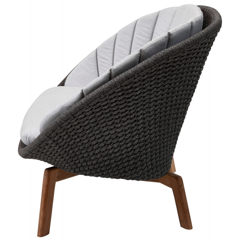 Cane-Line Peacock Rope Outdoor 2 Seater Sofa