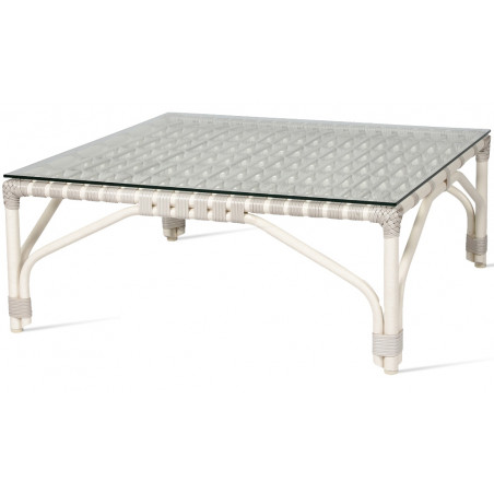 Vincent Sheppard Lucy Coffee Table Glass Top