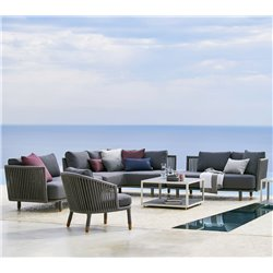 Cane Line Moments 2 Seater Sofa Right Module