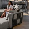 Talenti Scacco Modular Round Right Sofa