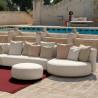 Talenti Scacco Modular Oblique Right Sofa 155 CM x 101 CM