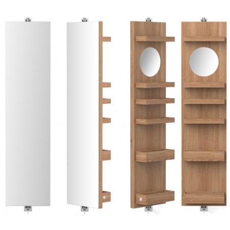 Wireworks Cosmos Revolve 1140 Bathroom Cabinet