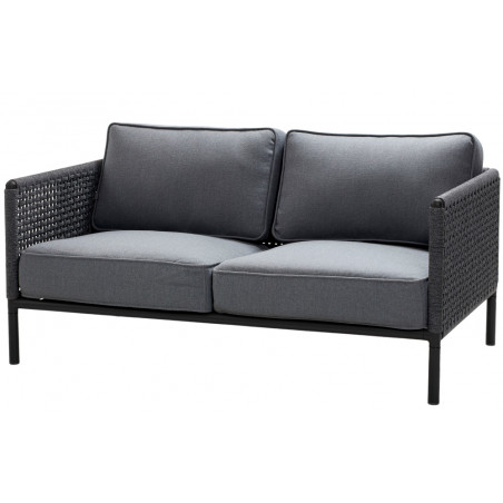 Cane-Line Encore 2 - Seater Sofa in Soft Rope| 2 Colours