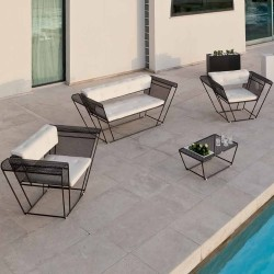 Talenti FLOAT Italian Sofa Set