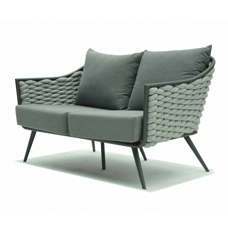 Skyline 2 Seater Serpent Sofa