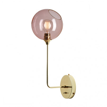 Design By Us Ballroom Rose Wall Light Big