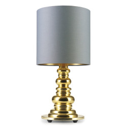 Design by Us PUNK DeLuxe Table lamp Grey
