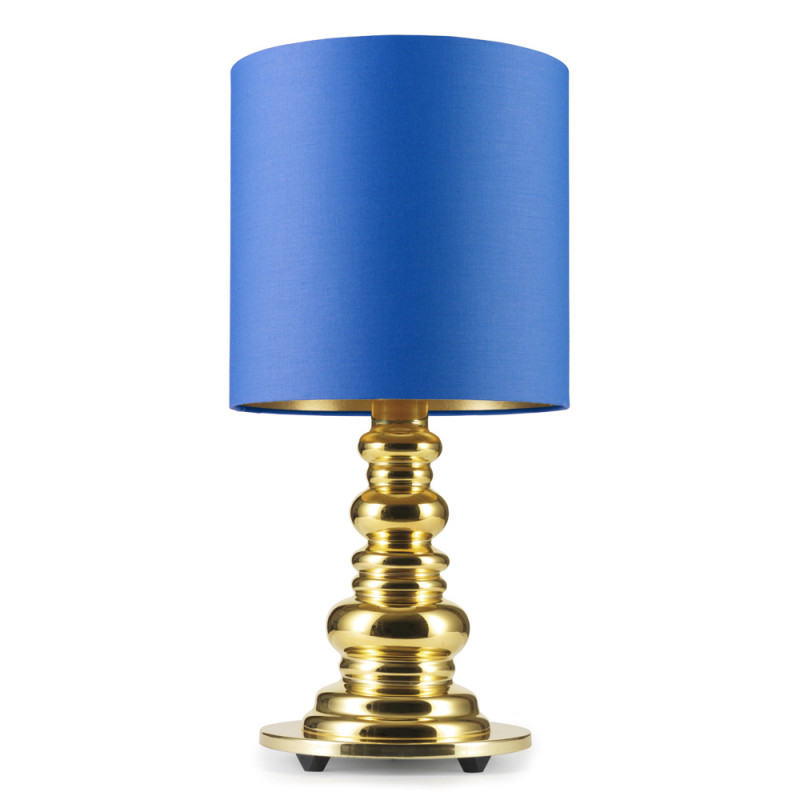 Design by Us PUNK DeLuxe Table lamp Blue