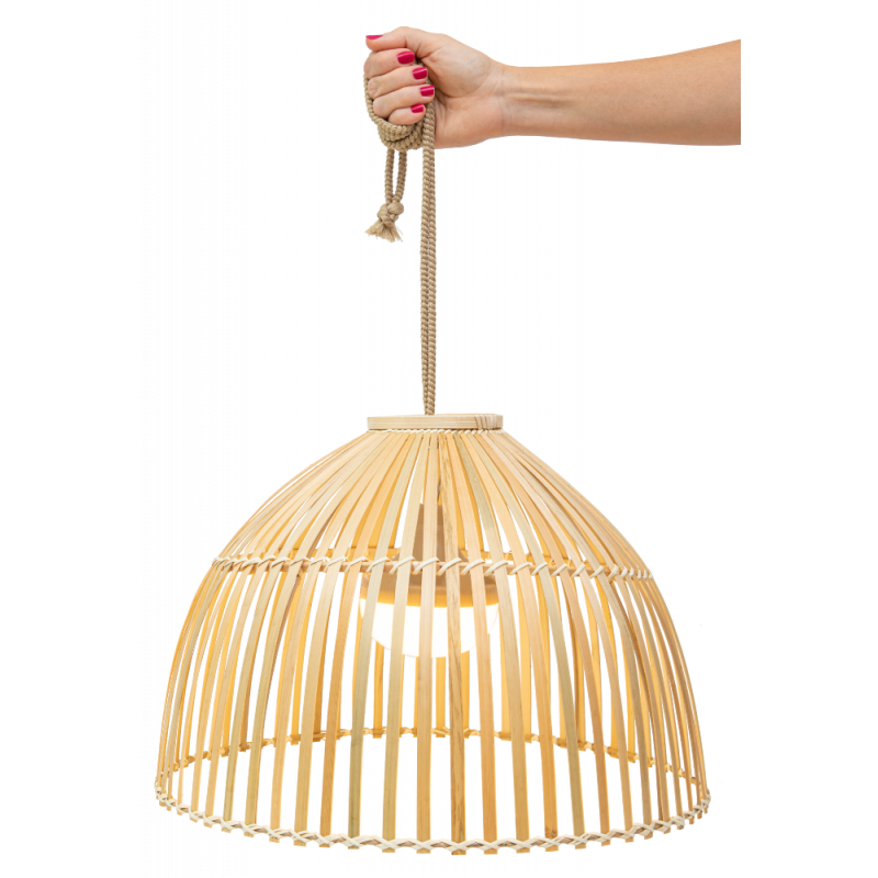 Reona Outdoor Rechargeable Pendant Lamp