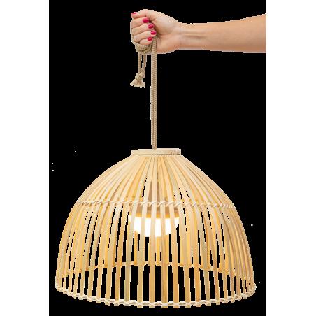 Newgarden Reona Outdoor Rechargeable Pendant Lamp