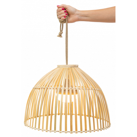 Reona Outdoor Rechargeable Pendant Lamp