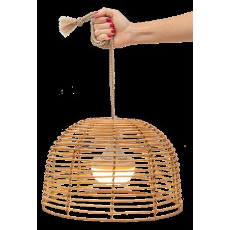 Newgarden Bossa Outdoor Rechargeable Pendant Lamp