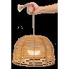 Bossa Outdoor Rechargeable Pendant Lamp