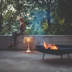 Gloster Deco Fire Pit Large 135 CM